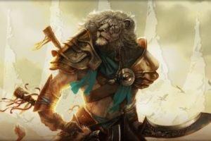 Magic: The Gathering, Lion, Ajani Goldmane