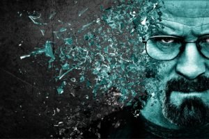 Walter White, Breaking Bad, Shattered, Selective coloring