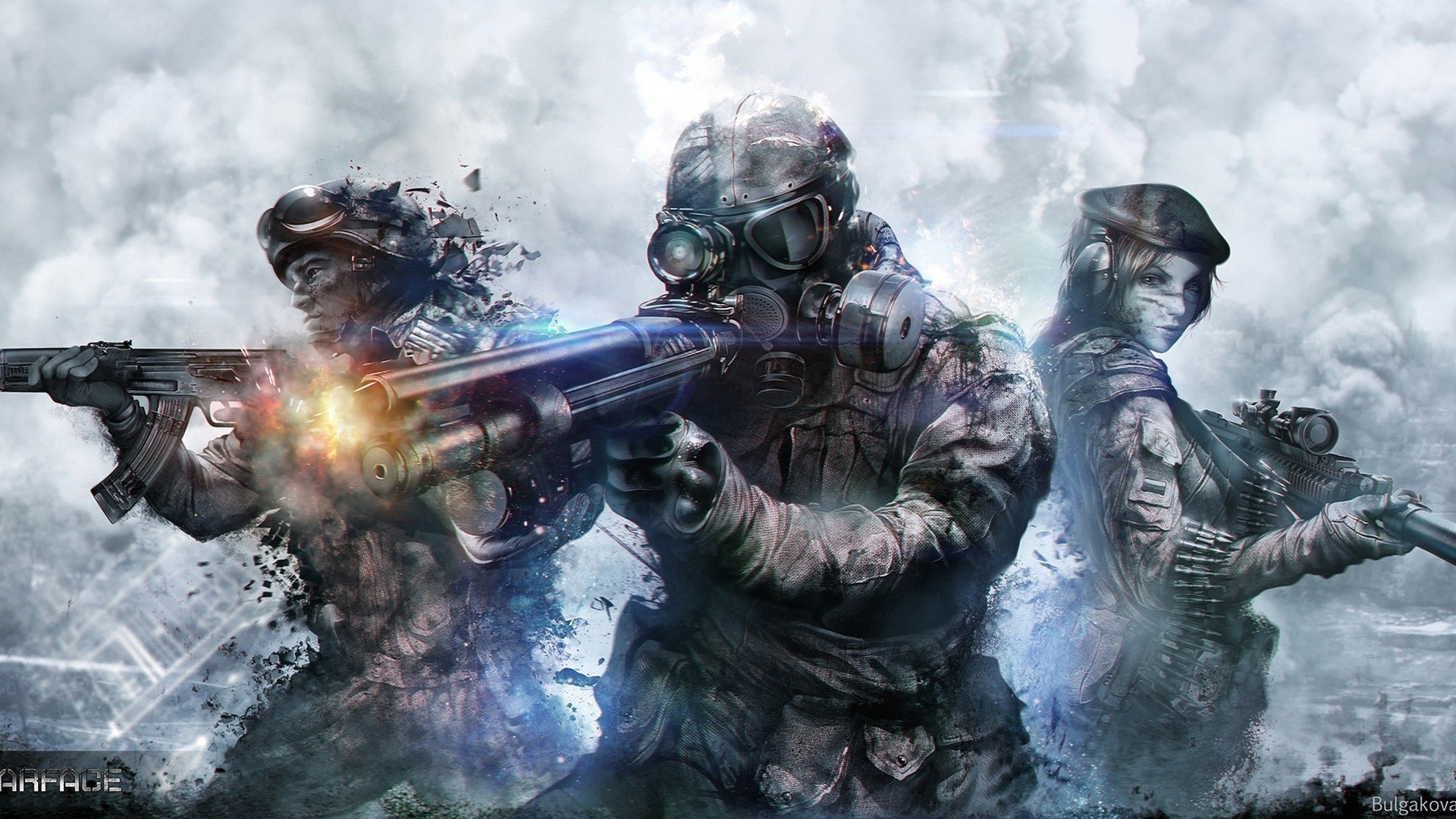 Download Us Army Wallpaper Hd 51: Warface HD Wallpapers / Desktop And Mobile Images & Photos