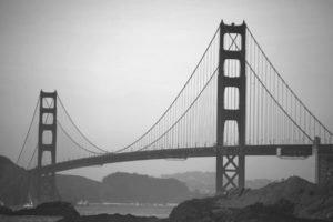 bridge, Golden Gate Bridge