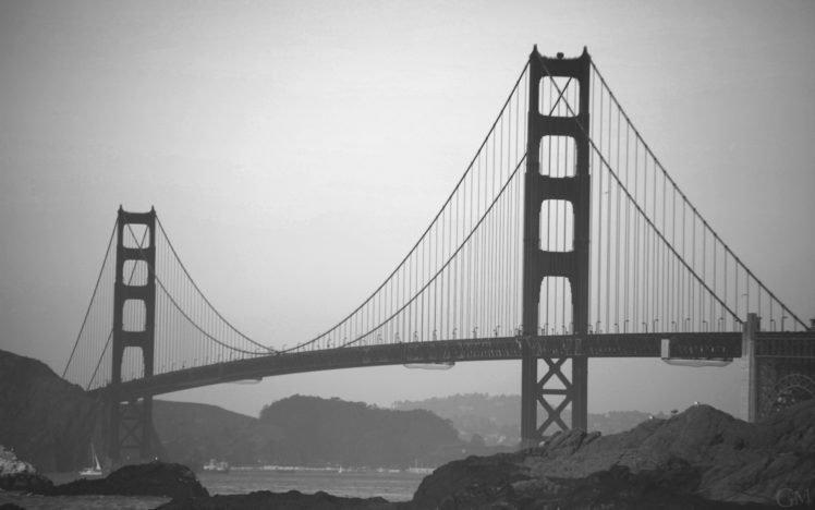 bridge, Golden Gate Bridge HD Wallpaper Desktop Background