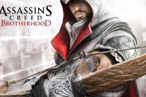 Ezio Auditore da Firenze, Assassin&039;s Creed, Assassin&039;s Creed: Brotherhood