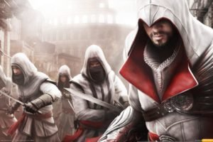 Ezio Auditore da Firenze, Assassin&039;s Creed, Assassin&039;s Creed: Brotherhood, Rome, Video games