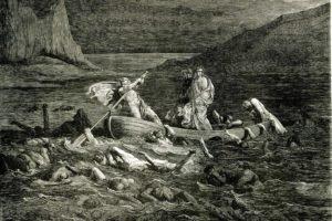 Dante Alighieri, Gustave Doré, The Divine Comedy, Dante&039;s Inferno, Classic art