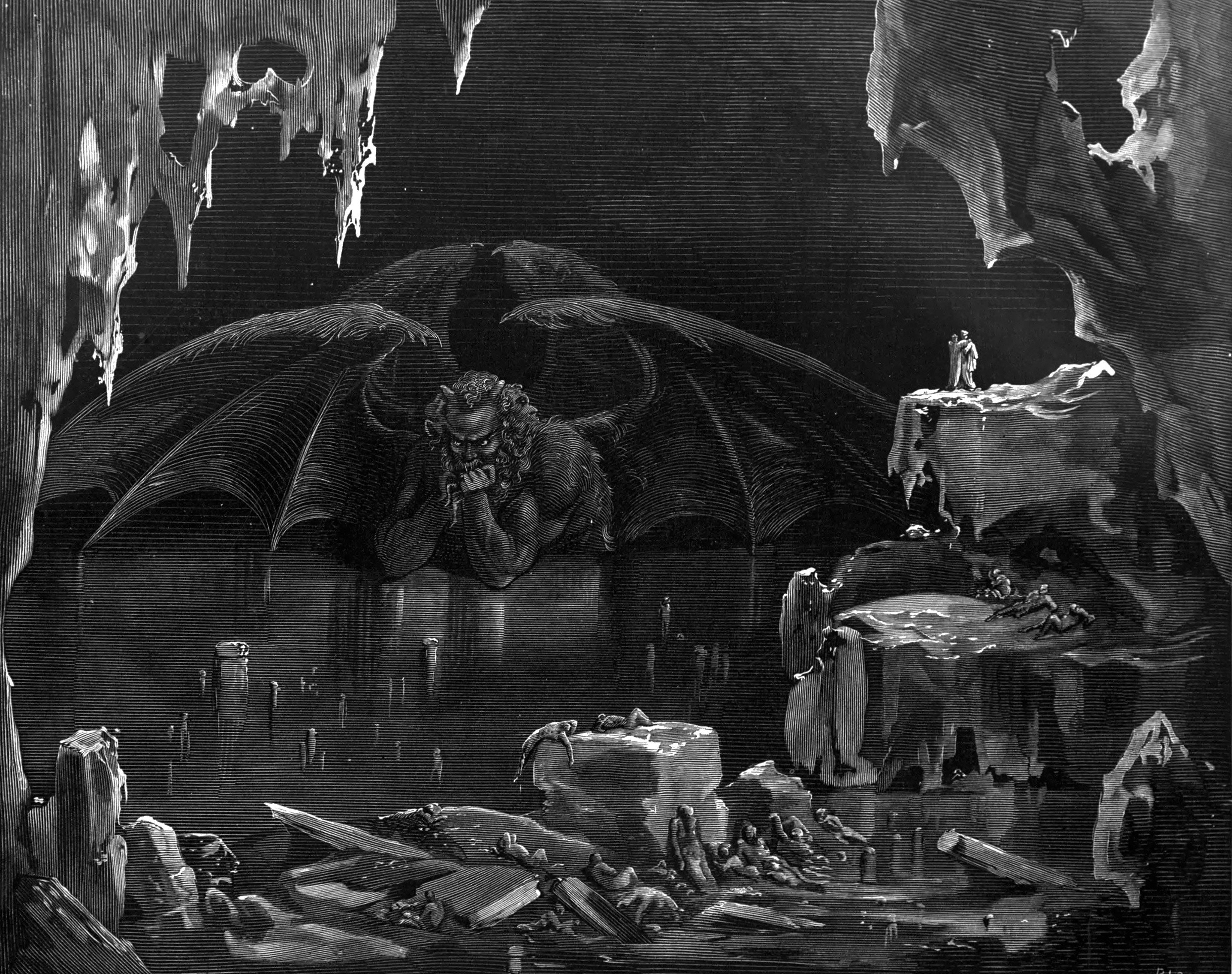 dantes inferno symbolism Dante is the author of a three-part trilogy following the journey of dante, the pilgrim this essay addresses three cantos from dante's inferno, the first installment of the trilogy.