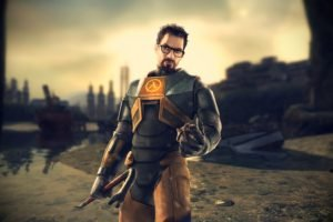 Gordon Freeman, Video games, Half Life