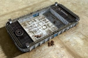 iPhone, Prison, Jail