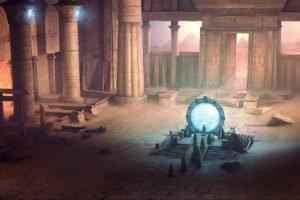 Stargate, Ancient