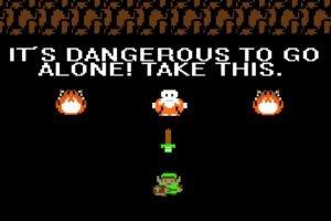 Link, Video games, The Legend of Zelda