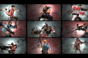 video games, Team Fortress 2