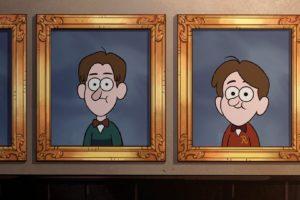 Gravity Falls, Cartoon, Animation, Multiple display