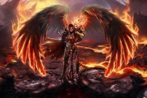 lava, Demon