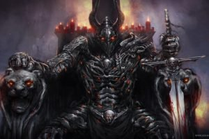 warrior, Ares