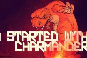 Charmander, Pokémon