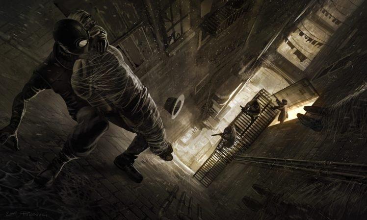 Spiderman Noir Hd Wallpapers Desktop And Mobile Images