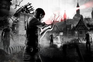 The Evil Within, Video games, Selective coloring