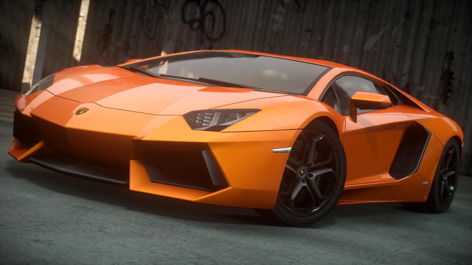 Lamborghini Lamborghini Aventador Need For Speed Need