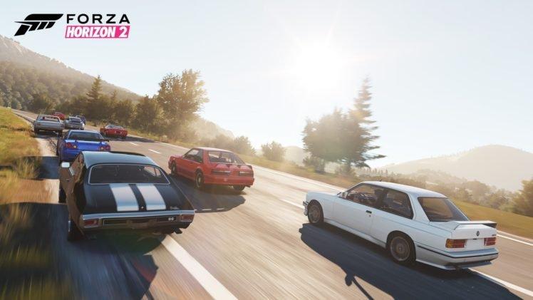 Forza Horizon 2, Forza Motorsport, Video games HD Wallpaper Desktop Background