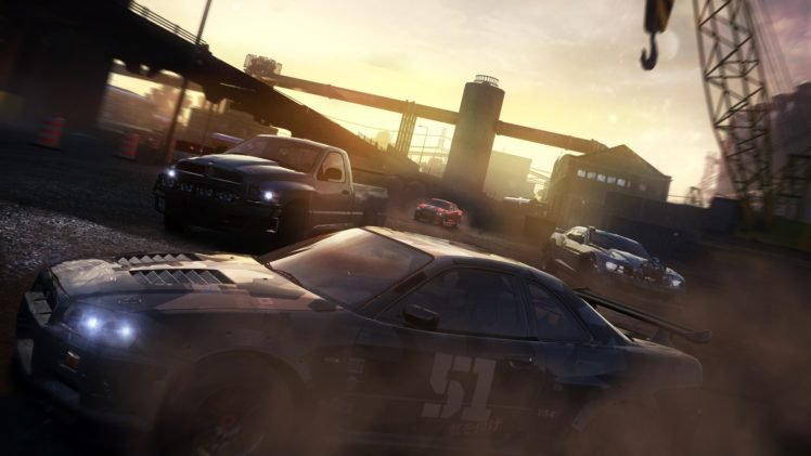 The Crew, Ubisoft, Video games HD Wallpaper Desktop Background
