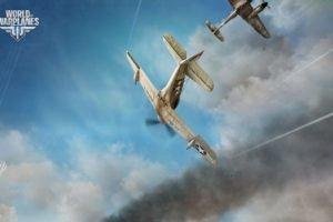 World of Warplanes, Warplanes, Airplane, War, Video games
