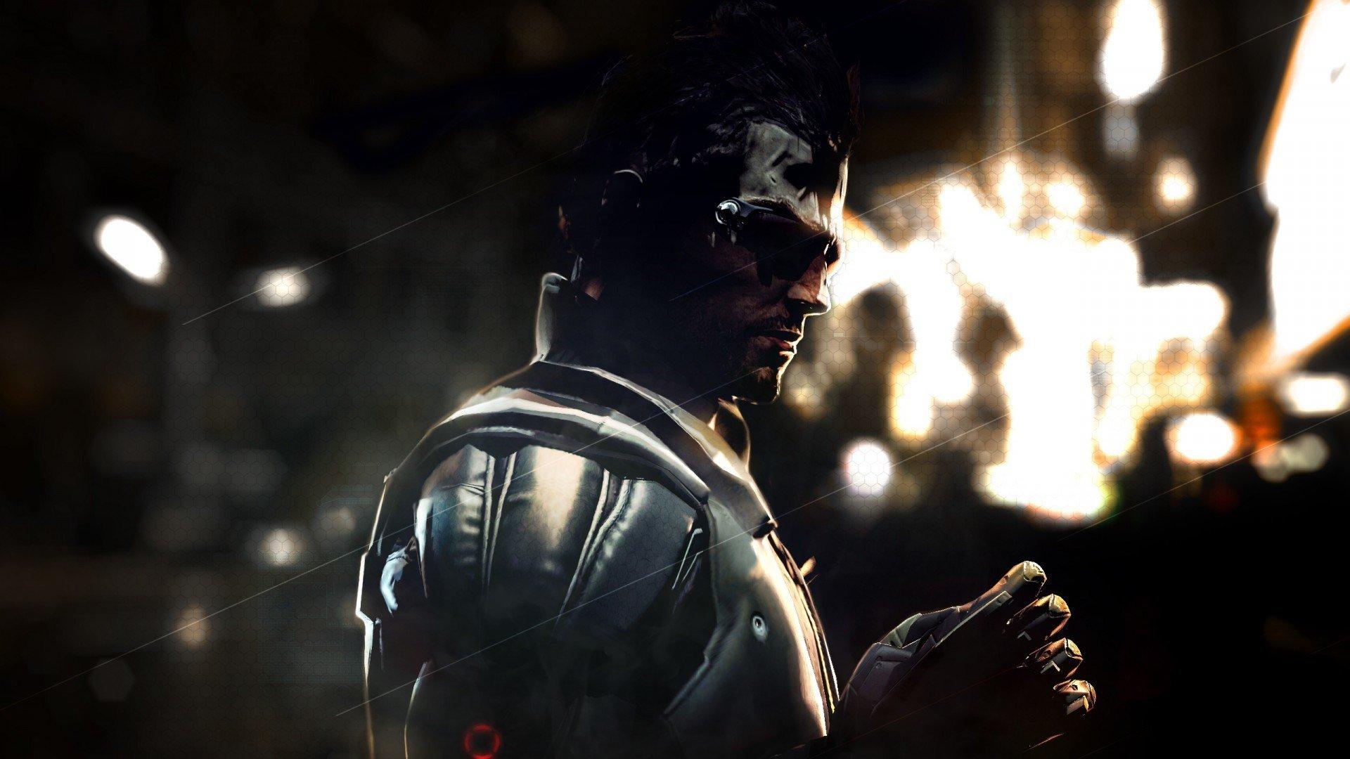 Deus Ex: Human Revolution, Video games Wallpaper