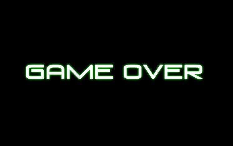 Steam (software), Video games, GAME OVER, Solar 2, Text, Screen shot HD Wallpaper Desktop Background