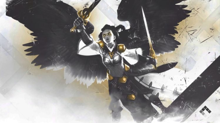 Magic The Gathering Steam Software Angel Hd Wallpapers