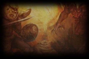 Elminage Gothic, Battle of the Gods, Demon