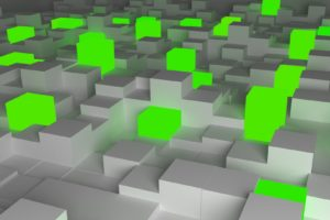 Blender, Green