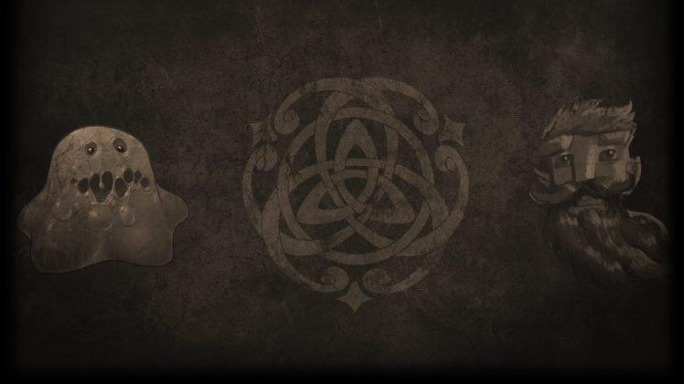 Bravada, Slimesaur, Creature HD Wallpaper Desktop Background