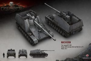 World of Tanks, Tank, Nashorn