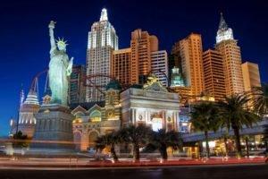 cityscape, Las Vegas, USA, Casino