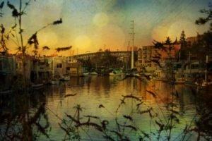 cityscape, Water, Boat
