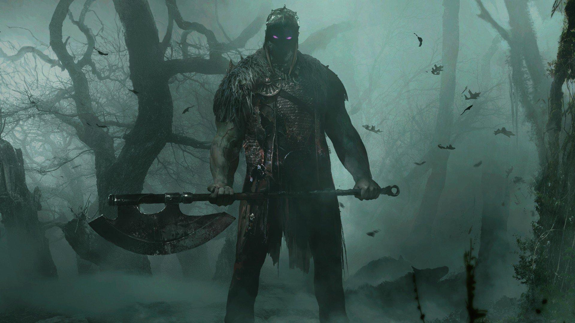 Garruk Wildspeaker Warrior Druids Hunter Magic The