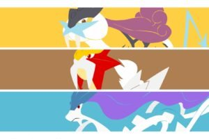 Raikou, Entei, Suicune, Pokémon