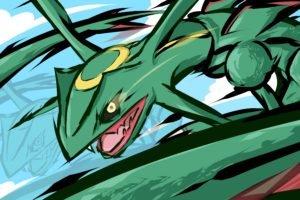 Rayquaza, Pokémon