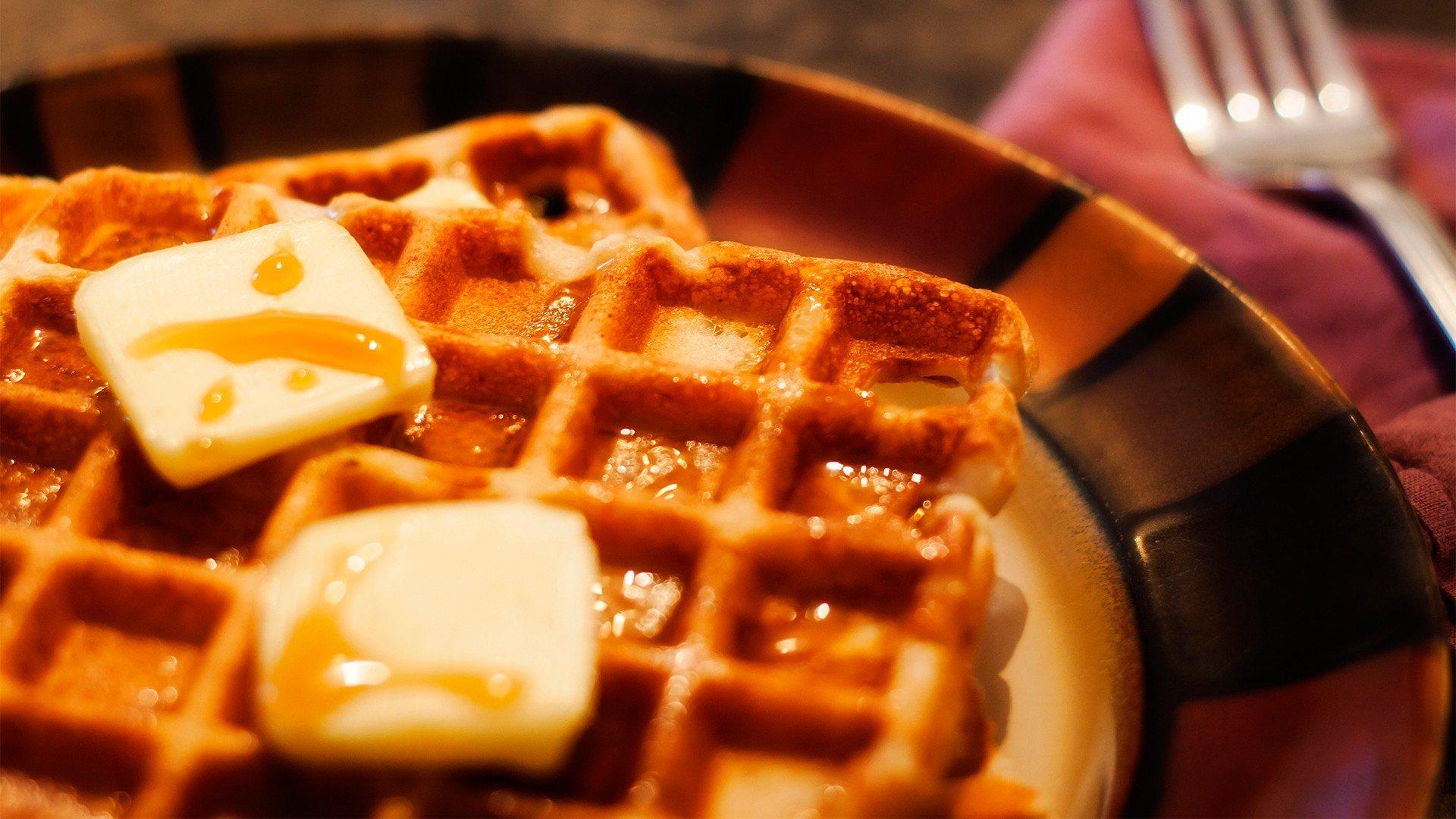 еда вафли кофе food waffles coffee анонимно