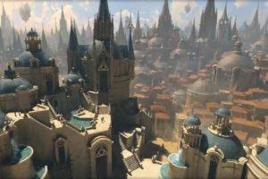 Magic: The Gathering, Magic, Azorius, Town