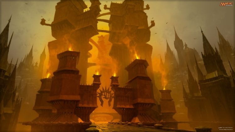 Magic: The Gathering, Magic, Boros HD Wallpaper Desktop Background