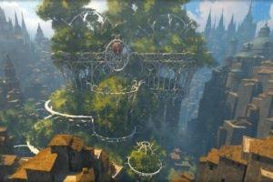 Magic: The Gathering, Magic, Selesnya, Town