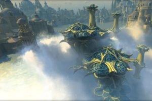 Magic: The Gathering, Magic, Simic, Town