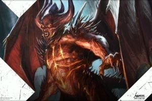 Magic: The Gathering, Magic, Devils, Demon