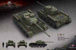 World of Tanks, Tank, Wargaming, T 34