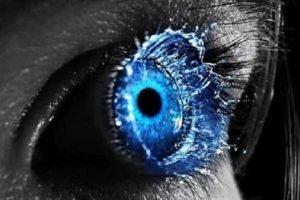 blue eyes, Blue