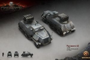 World of Tanks, Tank, Wargaming