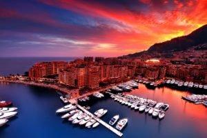 cityscape, Monaco