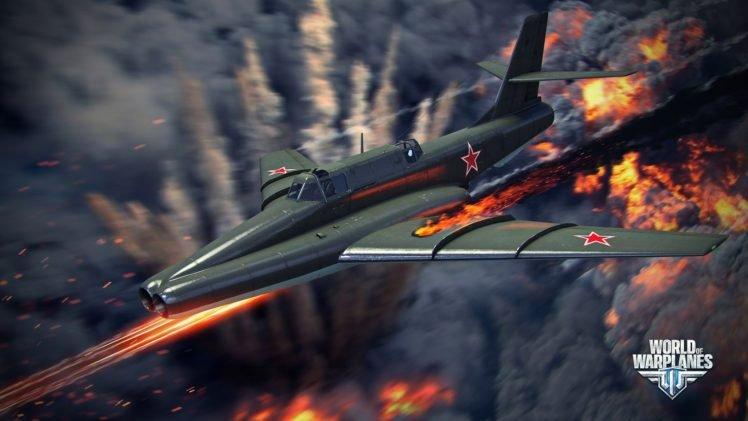 World of Warplanes, Warplanes, Airplane, Wargaming, Video games HD Wallpaper Desktop Background