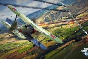 World of Warplanes, Warplanes, Airplane, Wargaming, Video games