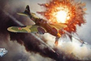 World of Warplanes, Warplanes, Airplane, Wargaming, Video games, IL 2 Sturmovik