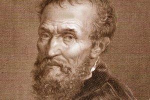 Michelangelo, Self portraits